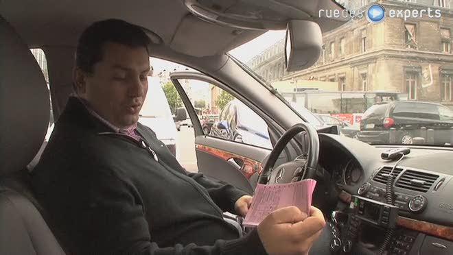Les signes intérieurs d'un vrai taxi