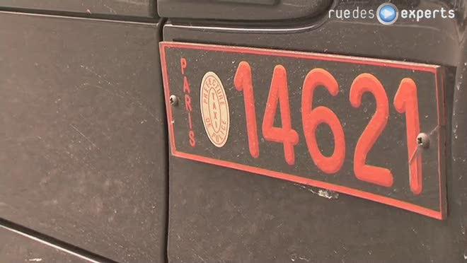 Un problème entre client / chauffeur de taxi?
