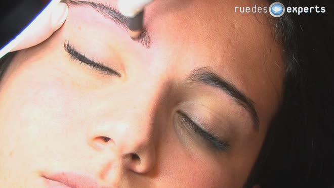 Corriger des sourcils mal épilés?