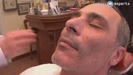 L'avant rasage