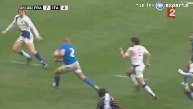 Rugby : Le principe général?