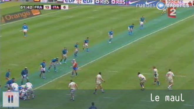 Rugby : Les phases de jeu (P2) ?